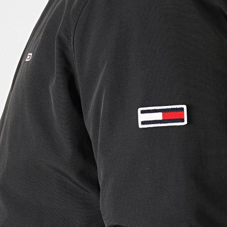 Tommy Hilfiger Jeans - Veste Zippée Essential Padded 6599 Noir