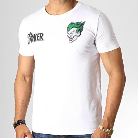 Batman - Tee Shirt Insane Blanc