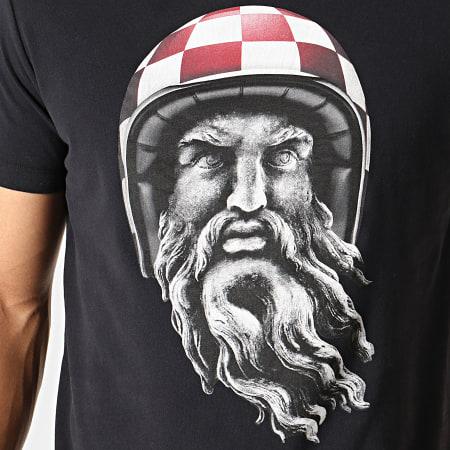 Le Temps Des Cerises - Tee Shirt Minos Noir