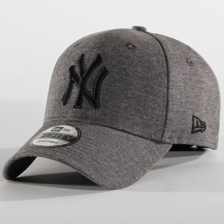New Era - Casquette Baseball 9Forty Jersey New York Yankees 12135435 Gris Chiné Noir