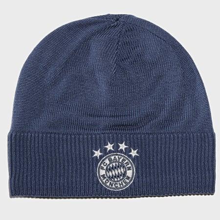 adidas - Bonnet FC Bayern Munich DY7682 Bleu Marine