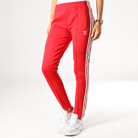 survetement adidas femme ensemble rouge