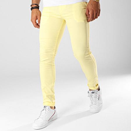 Classic Series - Pantalon Chino M-3154 Jaune