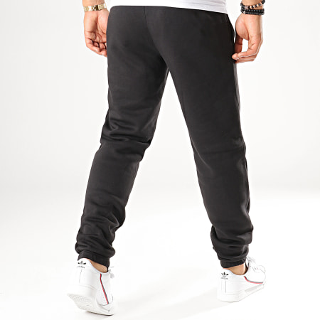 Reebok - Pantalon Jogging Classics International EA3602 Noir Blanc