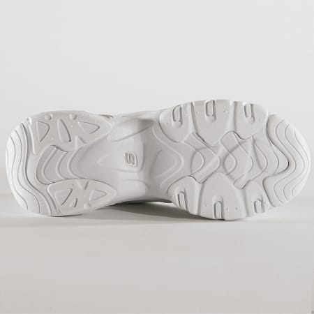 Skechers - Baskets Femme D'Lites 13376 Proven Force White