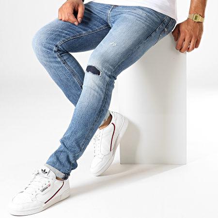 Tommy Hilfiger Jeans - Jean Skinny Simon 6384 Bleu Denim