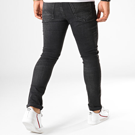 Tommy Hilfiger Jeans - Jean Skinny Simon 6393 Gris Anthracite