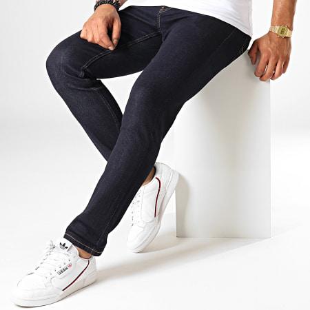 Tommy Hilfiger Jeans - Jean Slim Scanton Heritage 6605 Bleu Brut