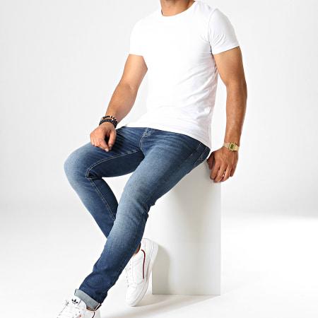 Tommy Hilfiger Jeans - Jean Skinny Simon 6609 Bleu Denim