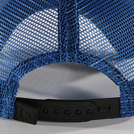 Dragon Ball Z - Casquette Trucker Vegeta Noir Bleu Roi
