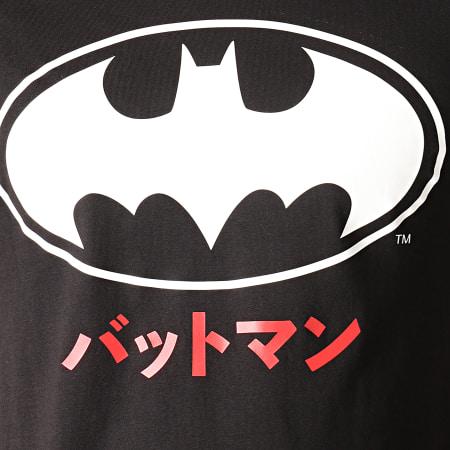 Batman - Tee Shirt Batman Japan Noir