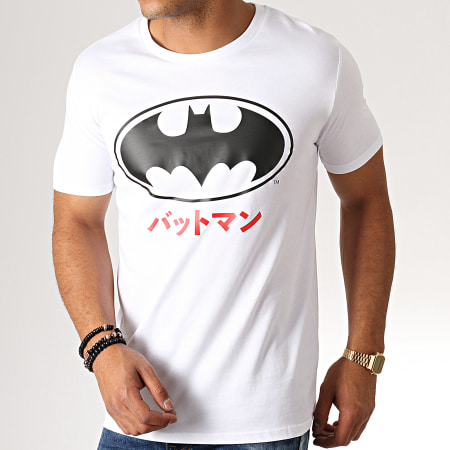 Batman - Tee Shirt Batman Japan Blanc