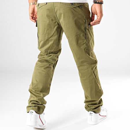 G Star Pantalon Cargo Roxic D14515 4893 Vert Kaki