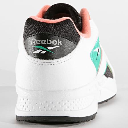 Reebok - Baskets Femme Torch Hex DV8575 Black White Emerald Pink Grey