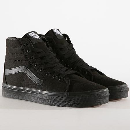 Vans - Baskets Sk8-Hi TS9BJ41 Black Black