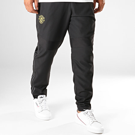 adidas Pantalon Jogging A Bandes Manchester United DX9048