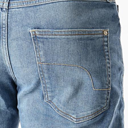 Esprit - Short Jean 079CC2C007 Bleu Denim