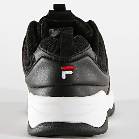 Fila - Baskets Femme Ray Low 1010562 12A Black