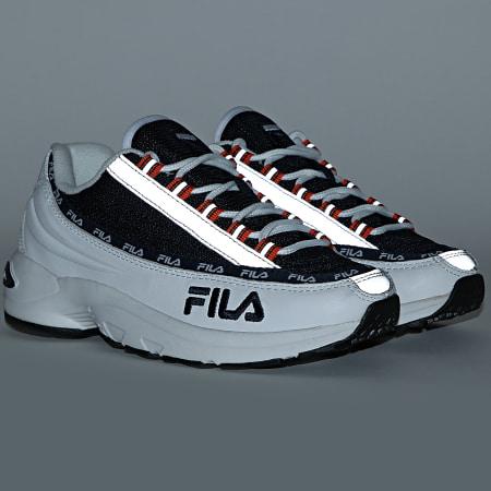 Fila Baskets Femme DSTR97 1010597 01C White Fila Navy
