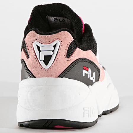 Fila - Baskets Femme V94M Low 1010600 91P White Black Quartz Pink
