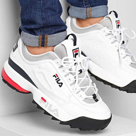 Fila - Baskets Disruptor CB Low 1010707 1FG White