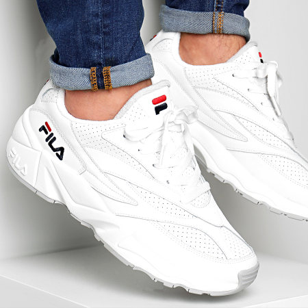 Fila - Baskets V94M Low 1010714 1FG White