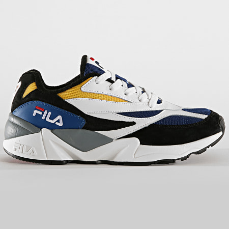 Fila - Baskets V94M Low 101078 12U Black White Citrus