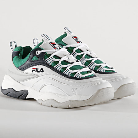 Fila - Baskets Ray CB Low 1010723 91C White Shady Glade Fila Navy