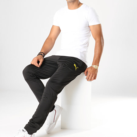 Puma - Pantalon Jogging Slim BV Borussia Dortmund 755774 Noir
