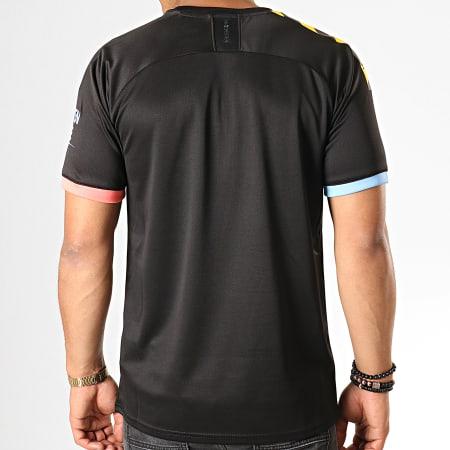 Puma - Tee Shirt De Sport Manchester City AWAY Replica 755590 Noir