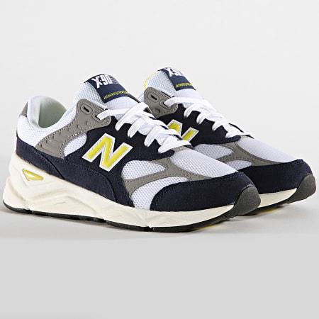 New Balance - Baskets X90 740371-60 Navy White