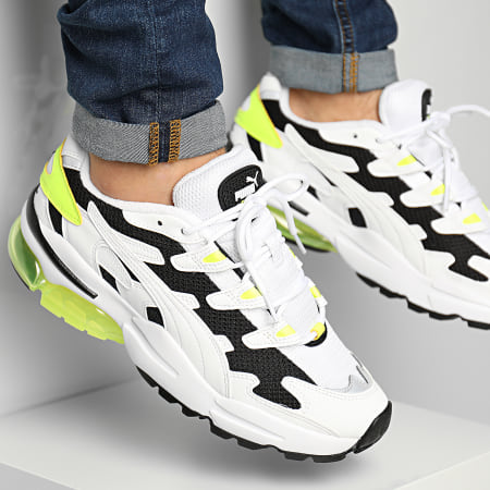 puma chaussure homme cell alien