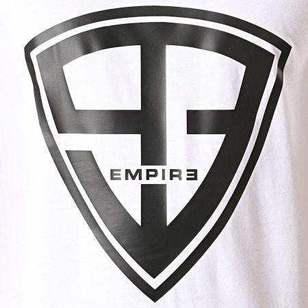 93 Empire - Débardeur Logo Blanc