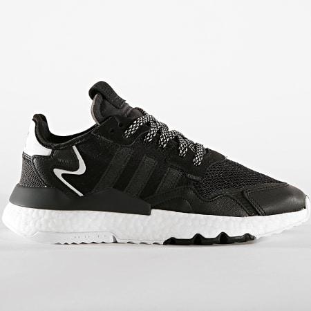 adidas - Baskets Nite Jogger EE6254 Core Black Carbon