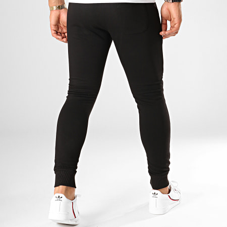 Parental Advisory - Pantalon Jogging Logo Noir