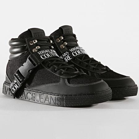 Versace Jeans Couture - Baskets Linea Fondo Cassetta E0YUBSF5 Noir