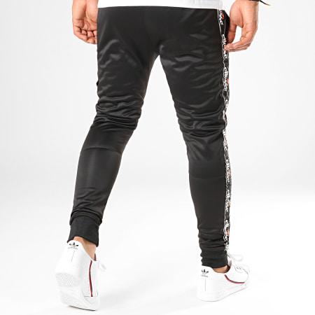 Ellesse - Pantalon Jogging A Bandes 1034N Gustave Noir