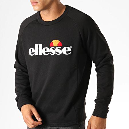 Ellesse - Sweat Crewneck 1032N Flavien Noir