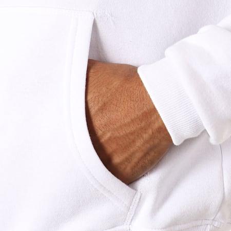 Ellesse - Sweat Capuche Gustave 1034N Blanc