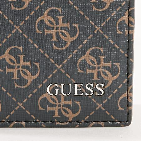 Guess - Portefeuille SM2635LEA20 Marron