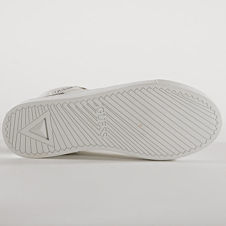 Guess - Baskets FM8LRYFAL12 Blanc