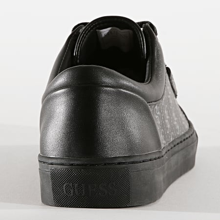 Guess - Baskets FM8LUILEA12 Black Grey