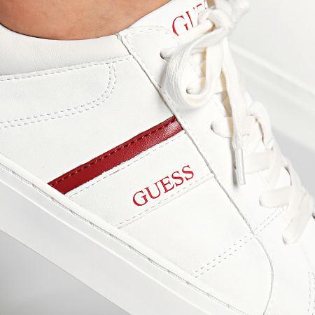 Guess - Baskets FM8LIAELE12 White