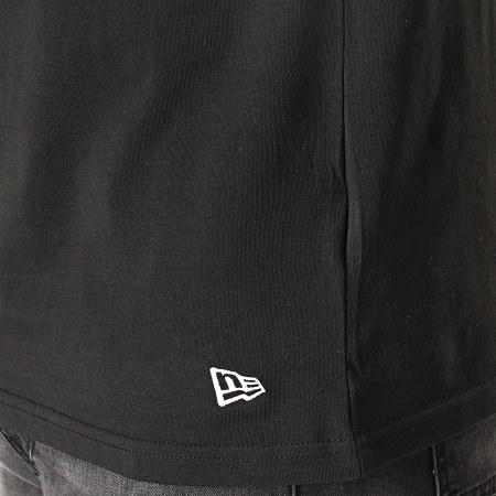 New Era - Tee Shirt A Bandes NFL Raglan Shoulder Print Oakland Raiders 12033355 Noir