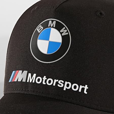 Puma - Casquette BMW M Motorsport 022376 Noir
