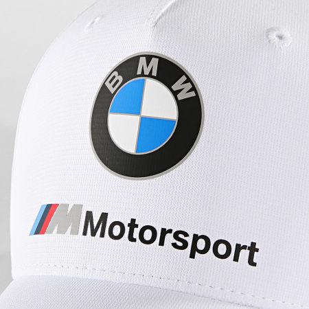 Puma - Casquette BMW M Motorsport 022376 Blanc