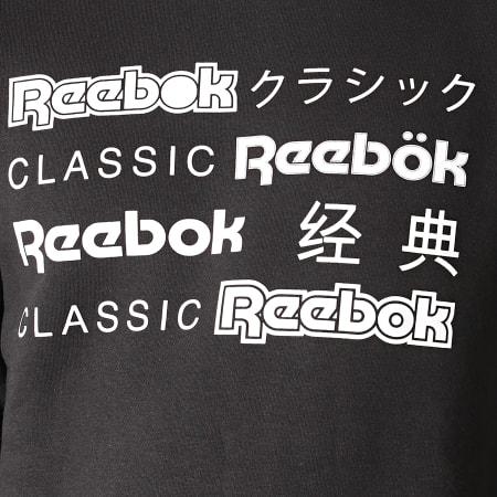 Reebok - Sweat Crewneck Classic ITL Graphic Crew EA3590 Noir