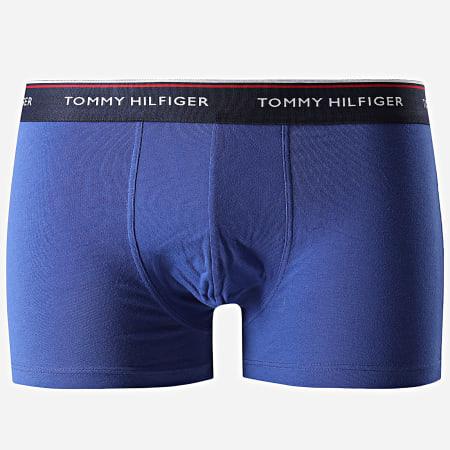 Tommy Hilfiger - Lot De 3 Boxers Premium Essentials 1U87903842 Bleu Marine Rose