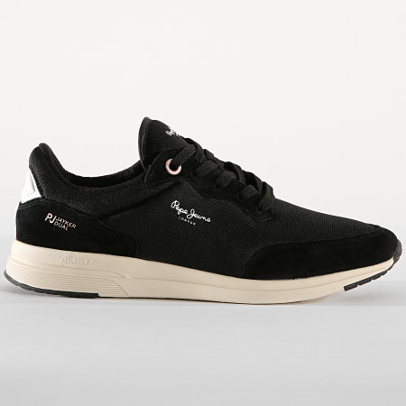 Pepe Jeans - Baskets Jayker Basic PMS30575 Black