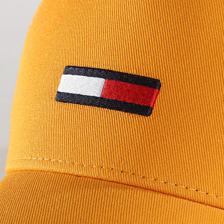 Tommy Hilfiger Jeans - Casquette Flag Cap 5190 Jaune